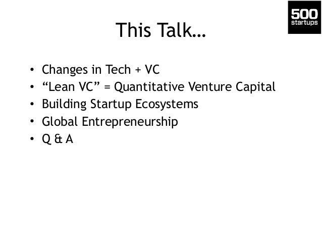 Building Startup Ecosystems (Dubai, Oct 2014) Slide 2