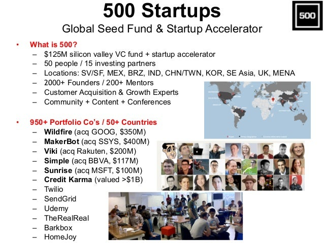 Building Startup Ecosytems & Investing in Tech Startups Slide 3