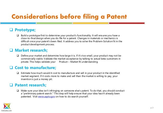 Startup founders dilemma to patent or not to patent entroids solutioingenieria Gallery