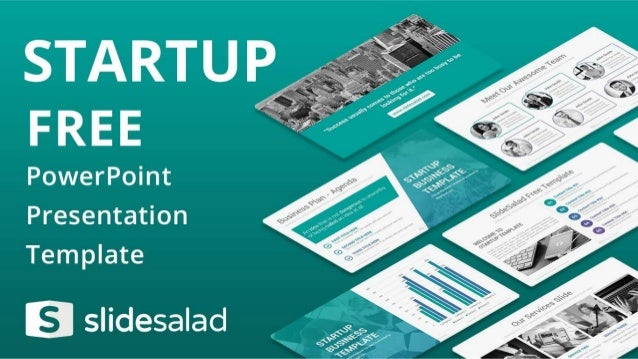 startup free download powerpoint presentation template, Modern powerpoint