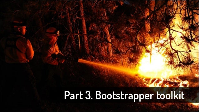 Part 3. Bootstrapper toolkit
