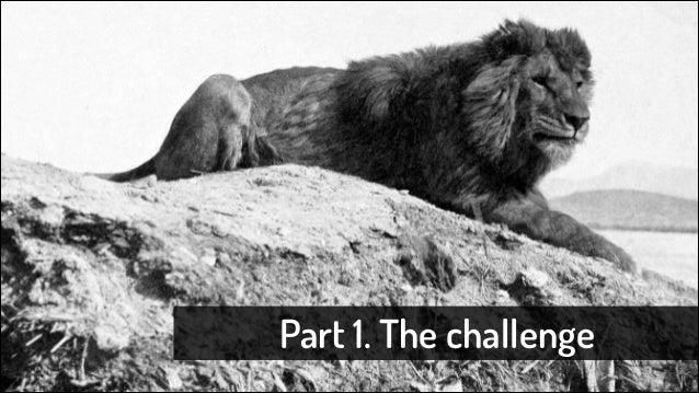 Part 1. The challenge