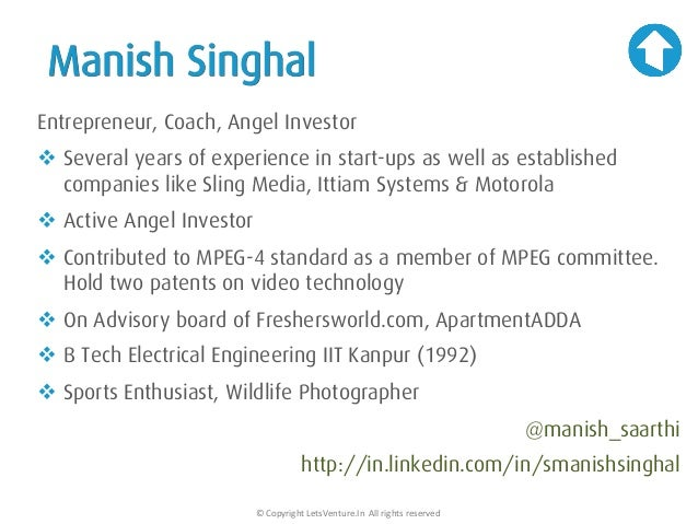 Angel Investments Made Easy Slide 2