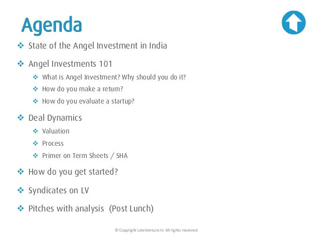 Angel Investments Made Easy Slide 3
