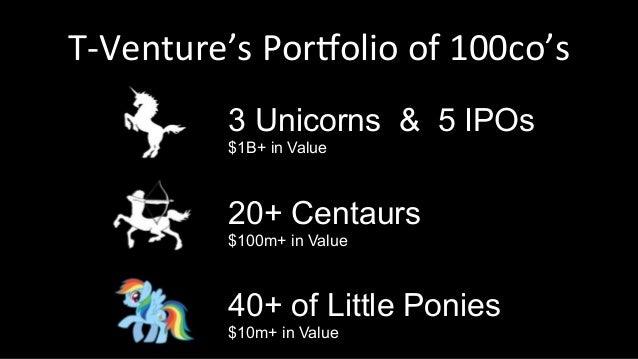 Startup galore   how VCs think in a unicorn world - T-Venture Thomas Grota Slide 3