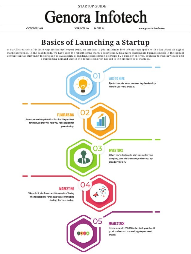 In our first edition of 'Mobile App Technology Report 2018', we present to you an insight into the Startups space, with a ...