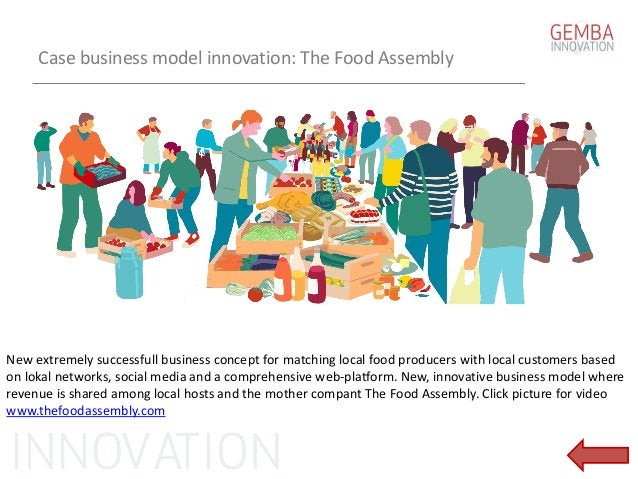 Understand the food value chain As in any business: Its deadly important to understand YOUR value chain Some key questions...