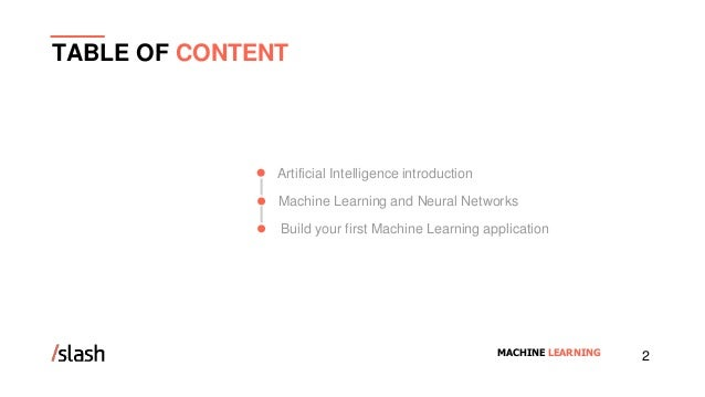 Startup Jungle Cambodia   How to Build your First Machine Learning Application Slide 2