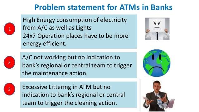 I-Infinity : Smart ATM centers Slide 2