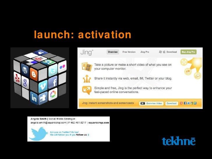 launch: activation