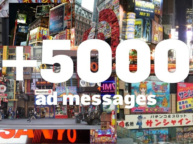 +5000ad messages
