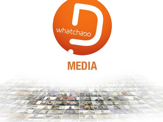 Marketing @WHATCHADO
