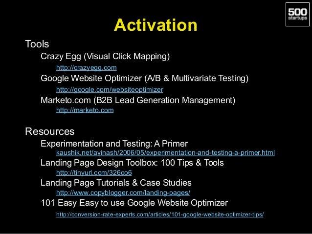 27f8c8a8a1b6 Activation Tools Crazy Egg (Visual