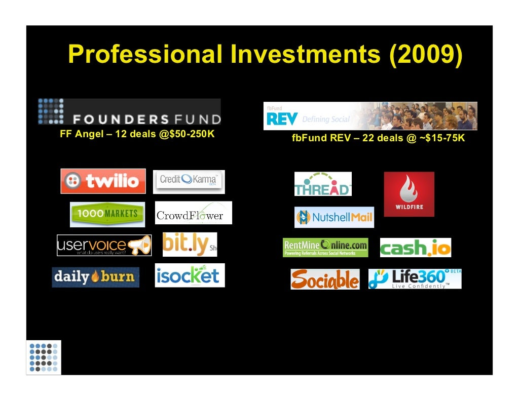Professional Investments (2009) FF Angel