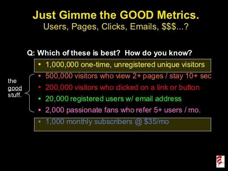 Startup Metrics for Pirates: AARRR! (Startonomics SF 2008) Slide 4