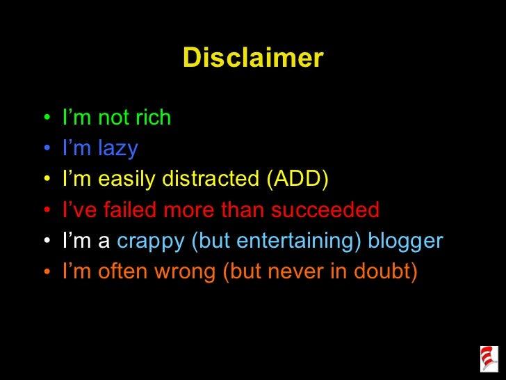 Startup Metrics for Pirates (SeedCamp 2008) Slide 3