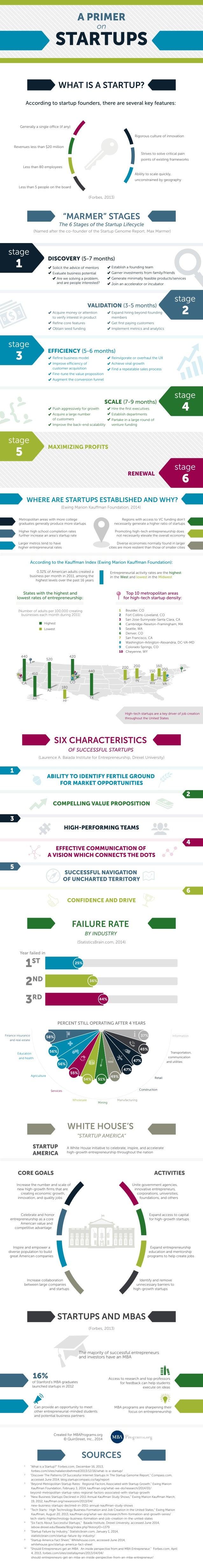 A Primer on Startups