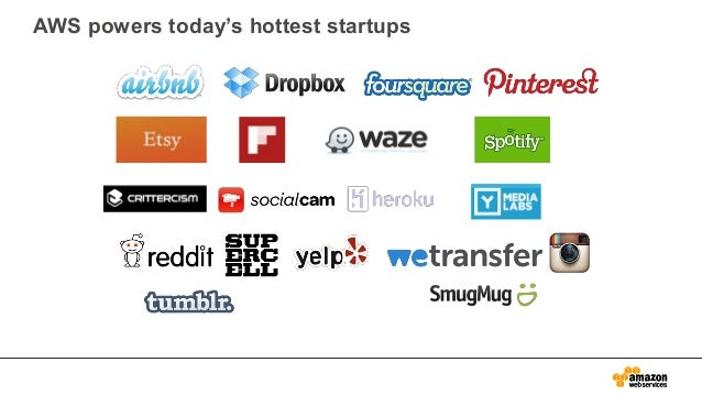 판교에서 만나는 아마존웹서비스] AWS 상에서의 스타트업 및 모바일