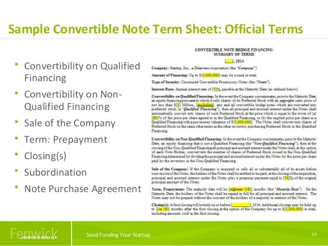 preference share and convertible note essay Convertible note term sheet  the number of preferred shares will  the notes will be convertible into the preferred stock issued in the financing and common .