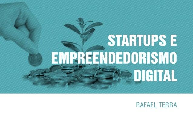 Startups e Empreendedorismo Digital