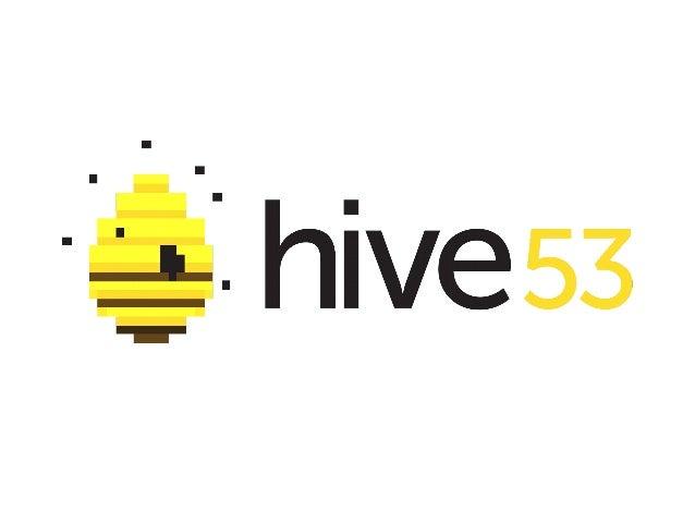 Startup Stage#3 - Communities - Marek Wierzbicki - Hive53