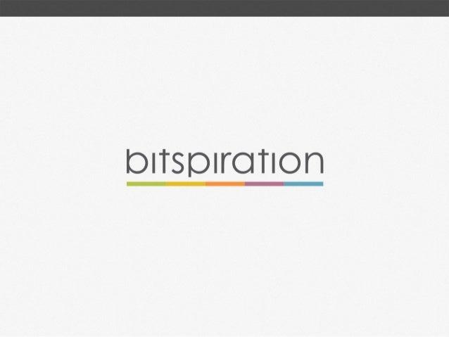 bitspiration stats Poland Poland abroad abroad 2012 2013 10% 25% 90% 75%