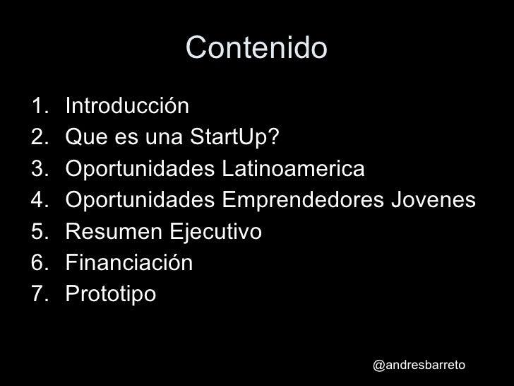 Startup desde Latinoamerica en SITEC Celaya Slide 2
