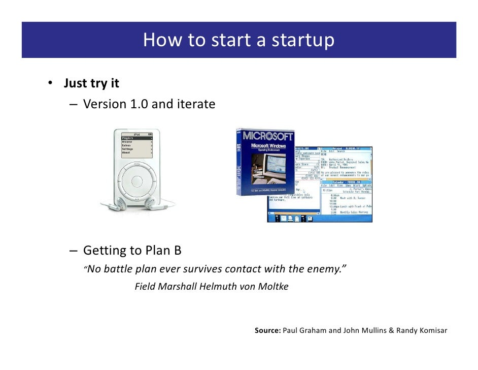 paul graham how to start a startup