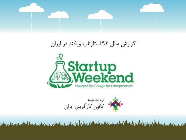 Start-Up Weekend
