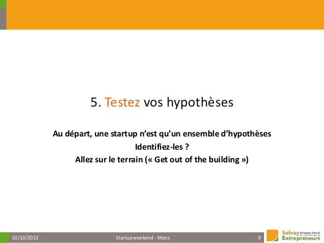 Lean start-up (E. Ries)                                         Minimum Viable                                         Pro...