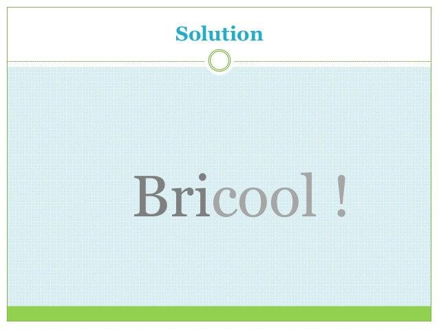 Start up weekend bricool Slide 3