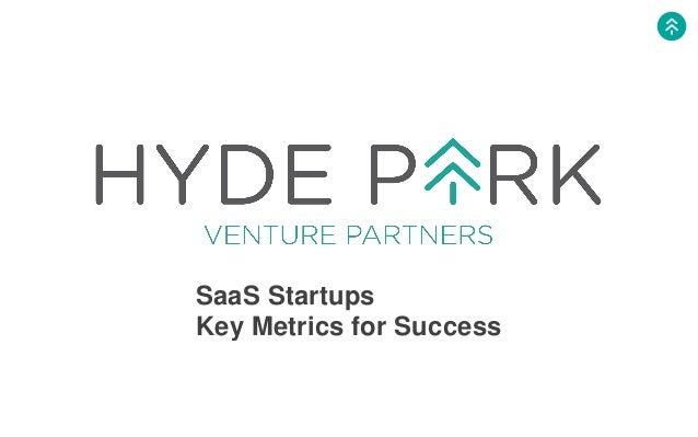SaaS Startups Key Metrics for Success