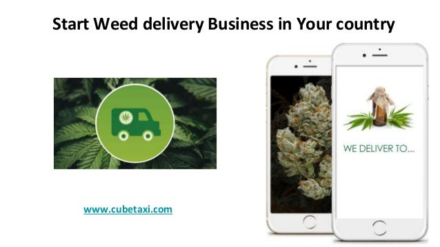 Start Weed delivery Business in Your country www.cubetaxi.com