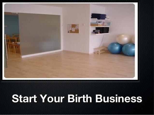 Start Your Birth Business