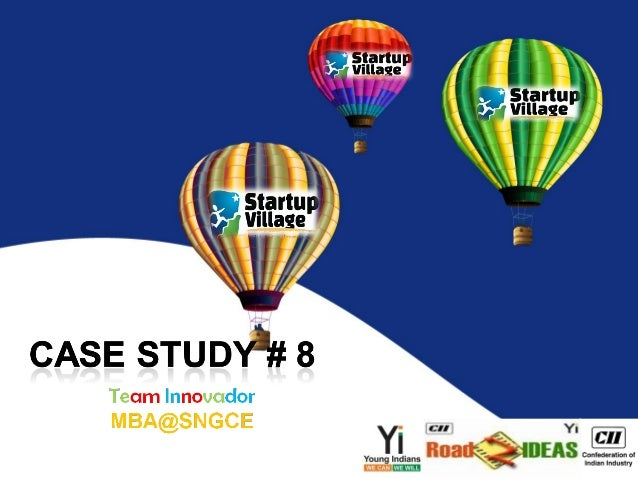 ABOUT STARTUP VILLAGE •  Startup Village is a not-for-profit business incubator based in Kochi, Kerala.  •  Started in Apr...