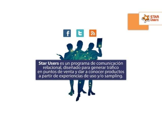 Starusers Slide 2