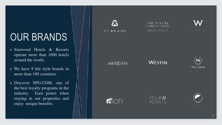 starwood weakness Experience bal harbour travel exclusives at the st regis bal harbour resort, miami beach starwood preferred guest starwood hotels learn about our brands.