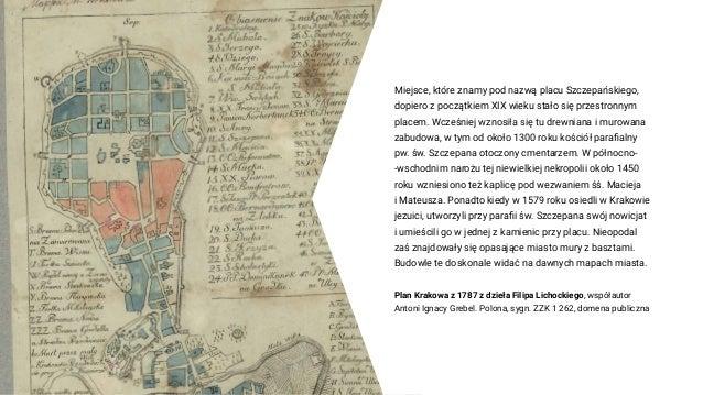 """""""Miejsce i architektura"""" – Stary Teatr – Konserwatorium Muzyczne w Krakowie (prezentacja) Slide 2"""