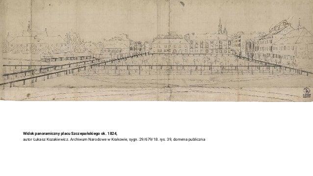 """""""Miejsce i architektura"""" – Stary Teatr – Konserwatorium Muzyczne w Krakowie (prezentacja) Slide 3"""