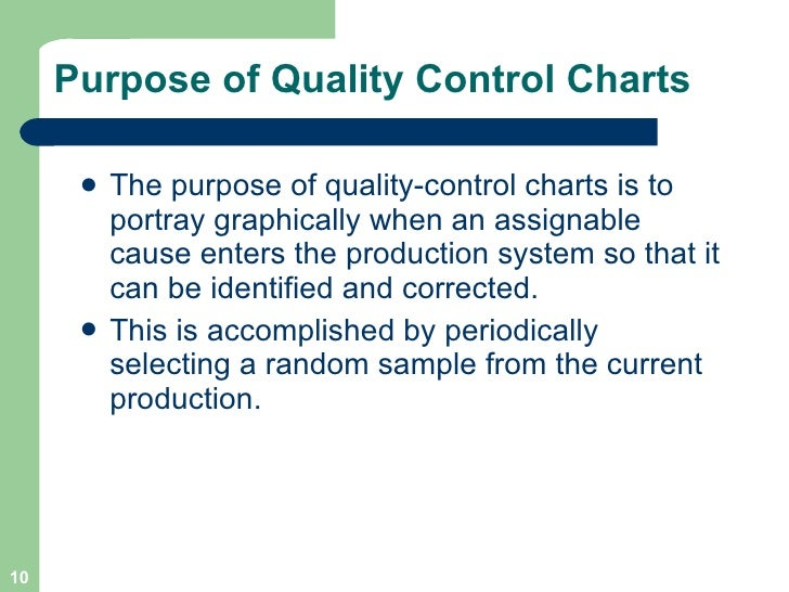 write an essay on statistical quality control What is the statistical treatment in a thesis a:  what is the importance of statistical quality control  how do you write a college essay q.