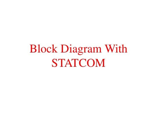 Statcom Control Scheme For Power Quality Improvement Of