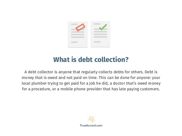The State of Debt Collection 2014 - Industry Infographic