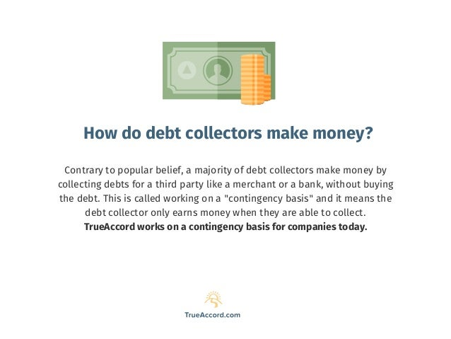debt collection industry Technological innovation has facilitated the creation of very large debt collection operations, while also enabling smaller collection to become profitable.