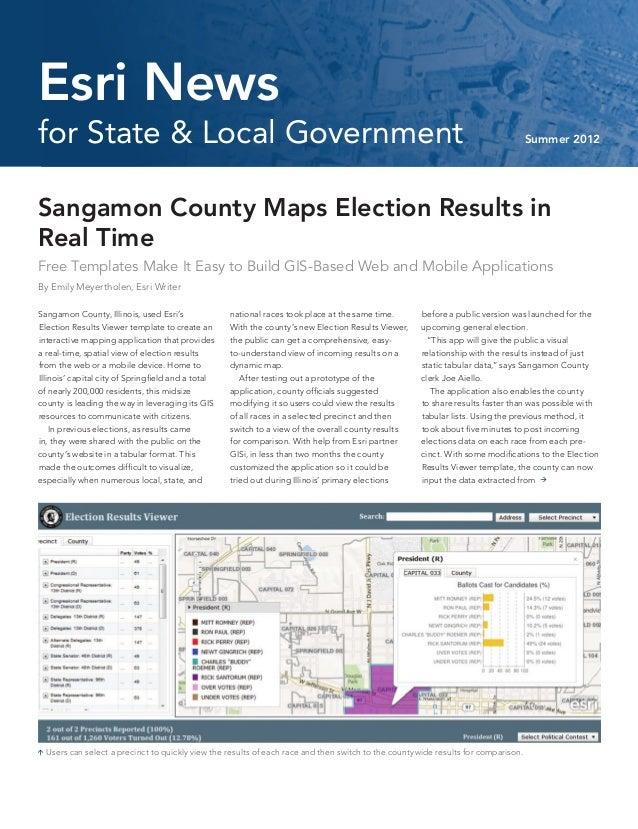 Esri Newsfor State & Local Government                                                                                     ...