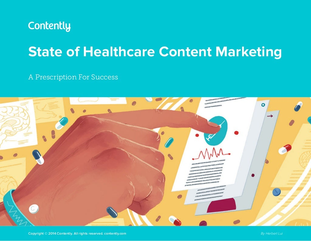 What Is The State Of Healthcare Content Marketing?