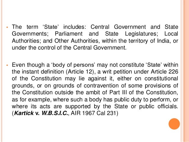 explanation from posting 3 involving the constitution