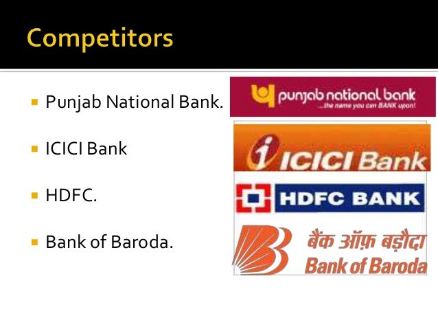 comparative financial analysis of punjab national bank and state bank of india A comparative analysis of non- performing assets selected banks namely state bank of india (sbi), punjab national bank profitability and financial health of.
