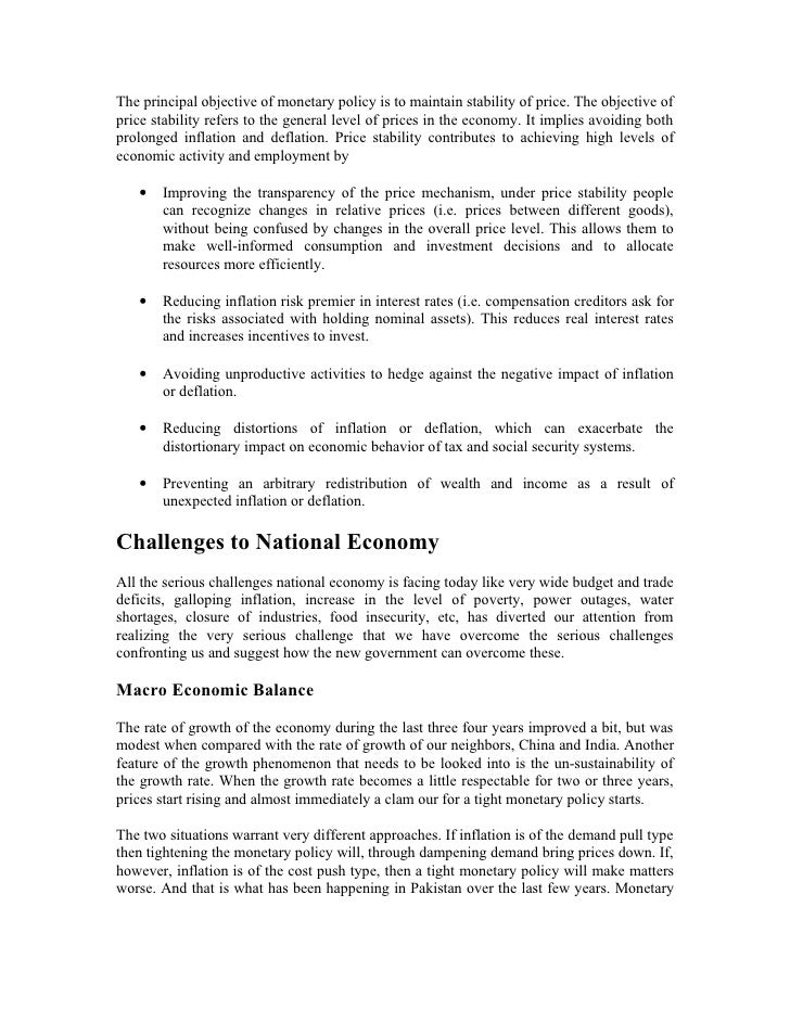 fiscal policy of pakistan 2000 to The effectiveness of fiscal policy in pakistan has been examined in many studies  some studies  (2000) searched the channel of government spending on.