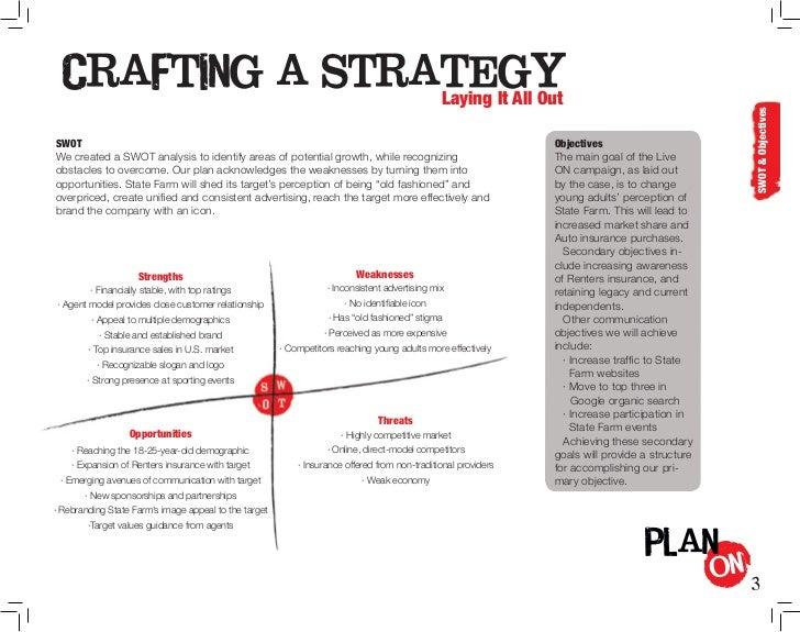 Marketing Analysis, State Farm Insurance Companies Essay