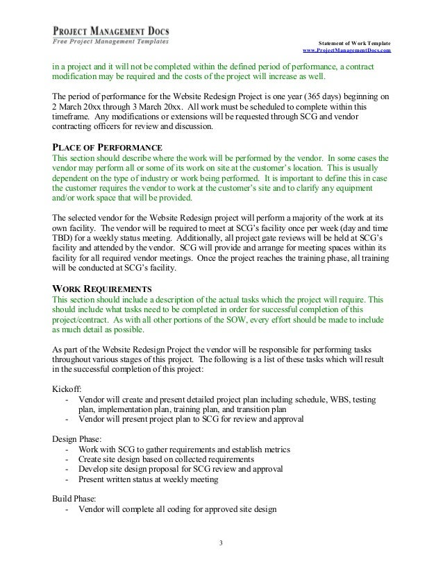 statement of work example doc vatoz atozdevelopment co